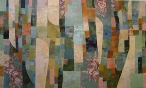 Lisa Beernsten_Green Bedsheets